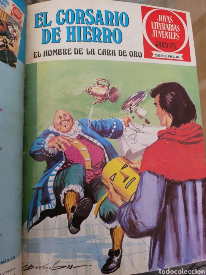 Tebeos: El Corsario de Hierro III (29-40) Edición de Lujo Polipiel - Foto 7 - 257565510