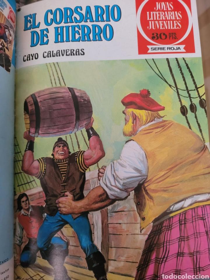 Tebeos: El Corsario de Hierro III (29-40) Edición de Lujo Polipiel - Foto 8 - 257565510