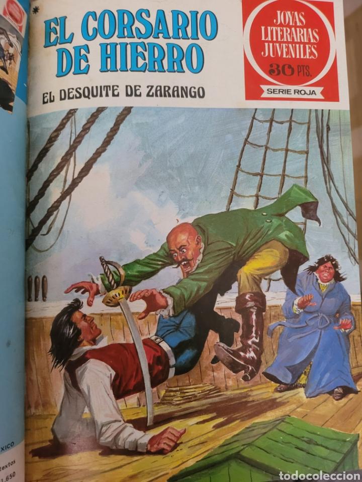 Tebeos: El Corsario de Hierro III (29-40) Edición de Lujo Polipiel - Foto 9 - 257565510