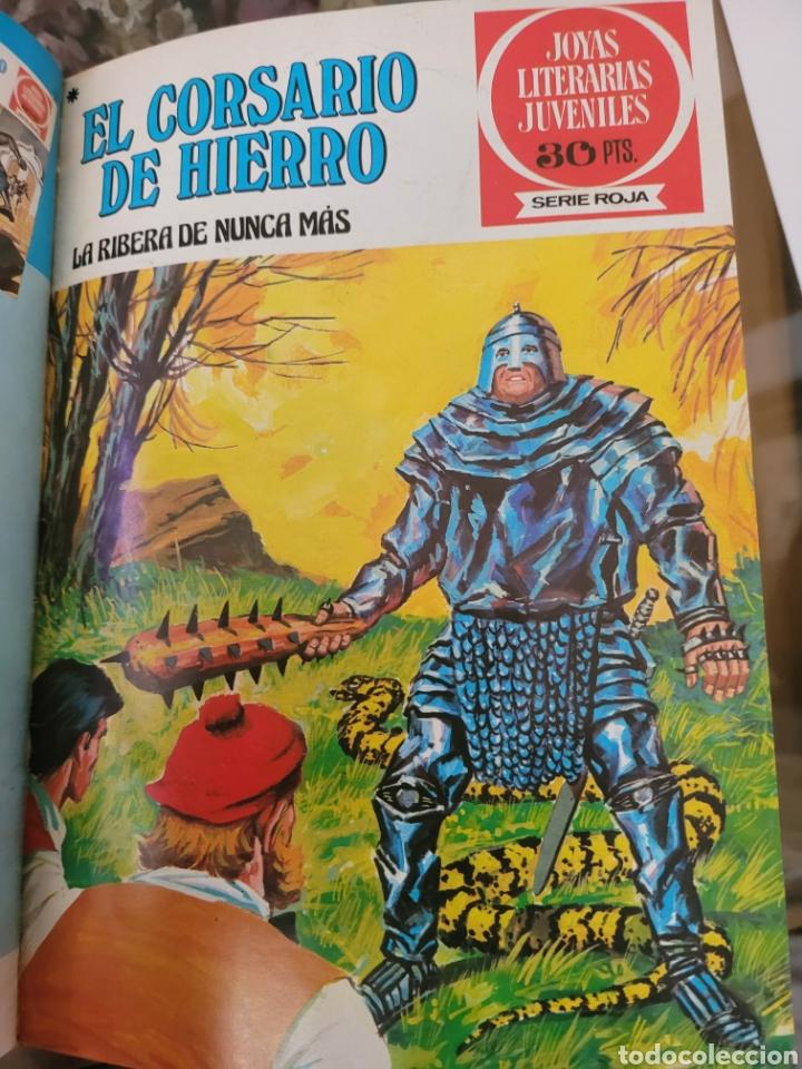 Tebeos: El Corsario de Hierro III (29-40) Edición de Lujo Polipiel - Foto 12 - 257565510