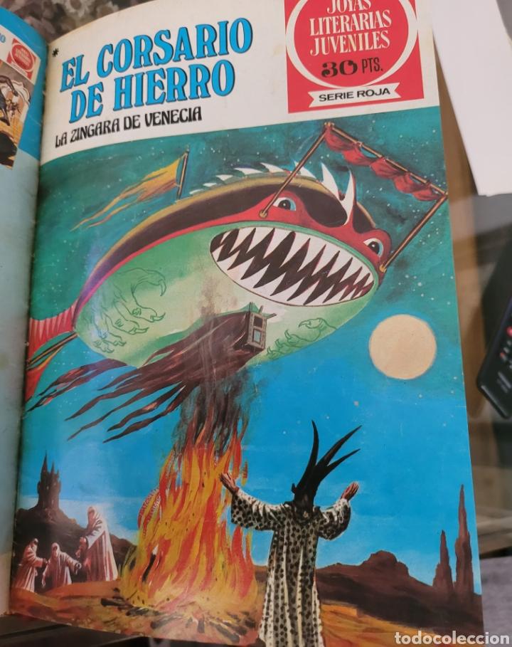 Tebeos: El Corsario de Hierro III (29-40) Edición de Lujo Polipiel - Foto 14 - 257565510