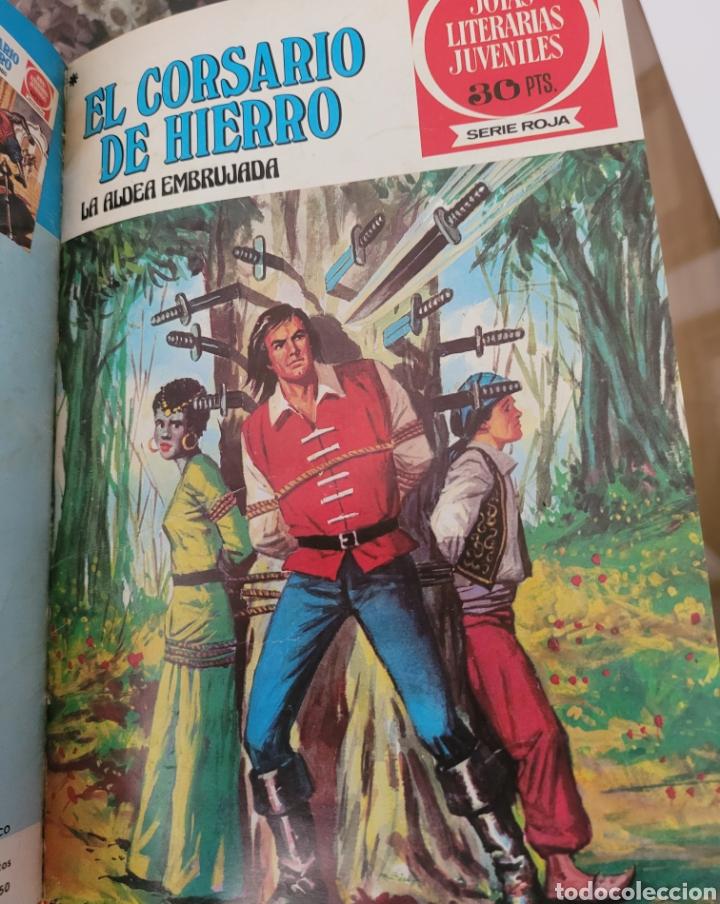 Tebeos: El Corsario de Hierro III (29-40) Edición de Lujo Polipiel - Foto 15 - 257565510