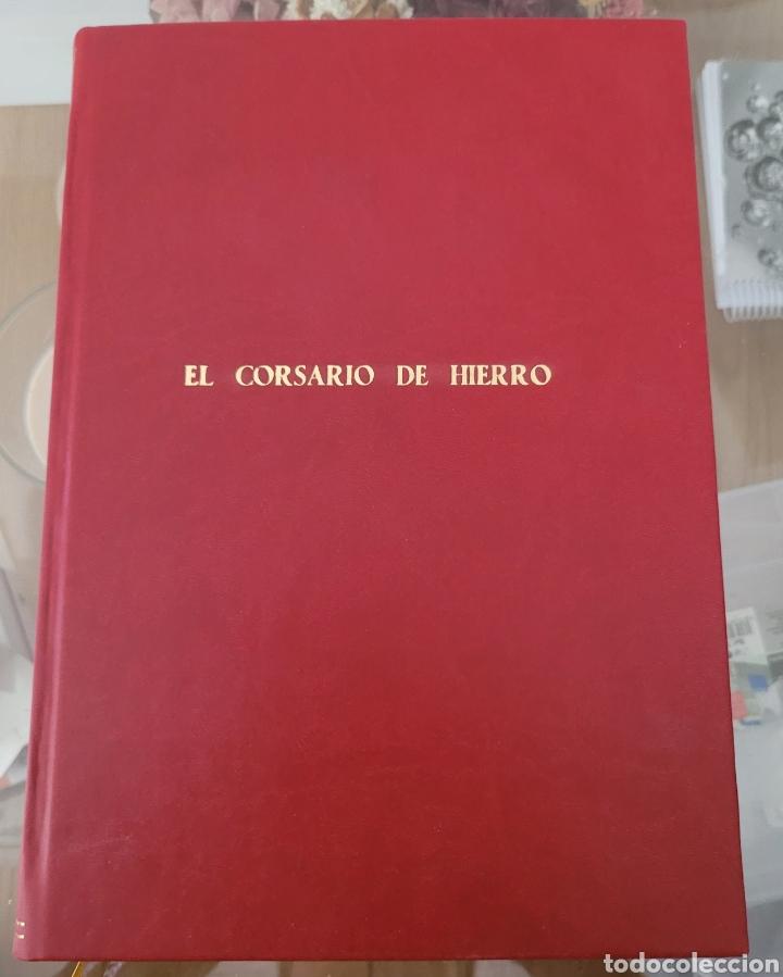 EL CORSARIO DE HIERRO III (29-40) EDICIÓN DE LUJO POLIPIEL (Tebeos y Comics - Bruguera - Corsario de Hierro)