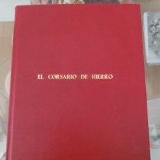 Tebeos: EL CORSARIO DE HIERRO III (29-40) EDICIÓN DE LUJO POLIPIEL. Lote 257565510