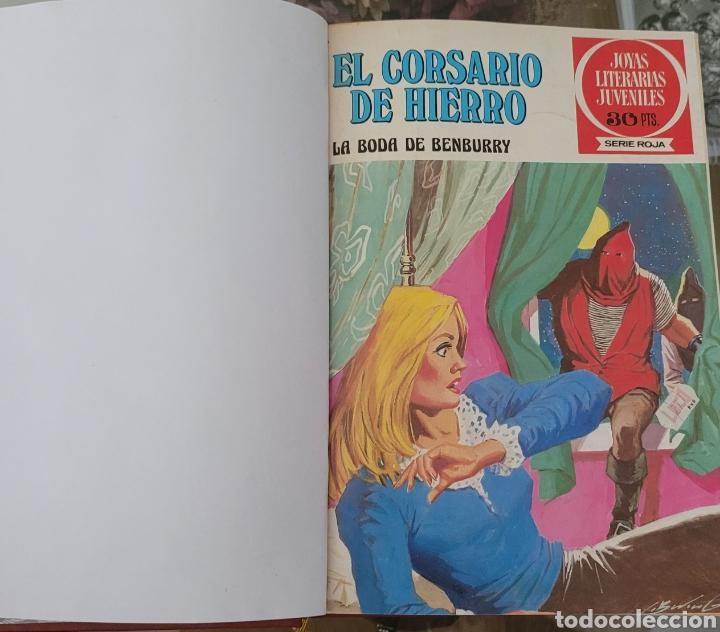 Tebeos: El Corsario de Hierro IV (41-52) Edición de lujo Polipiel - Foto 4 - 257566000