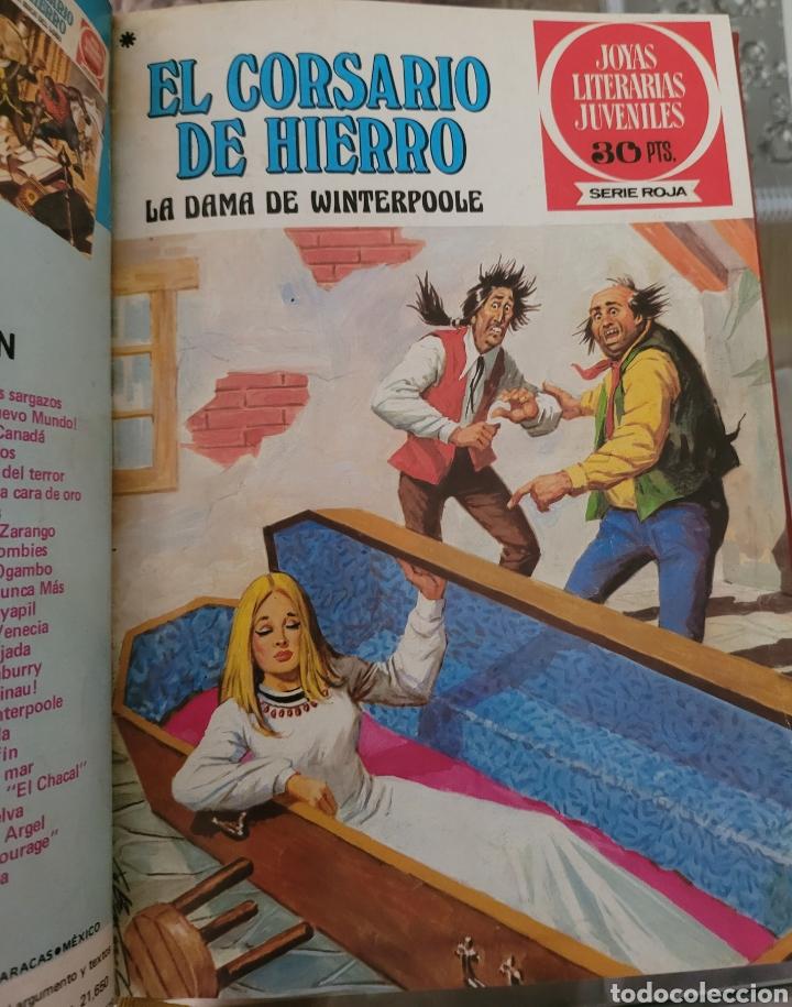 Tebeos: El Corsario de Hierro IV (41-52) Edición de lujo Polipiel - Foto 6 - 257566000