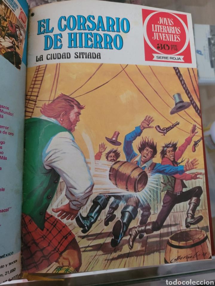 Tebeos: El Corsario de Hierro IV (41-52) Edición de lujo Polipiel - Foto 7 - 257566000