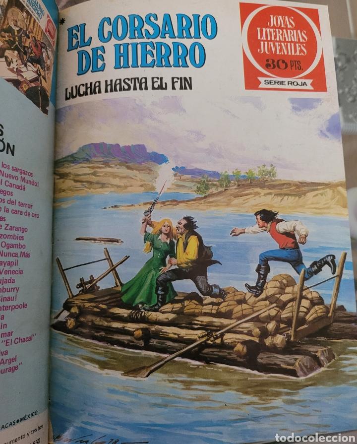 Tebeos: El Corsario de Hierro IV (41-52) Edición de lujo Polipiel - Foto 8 - 257566000