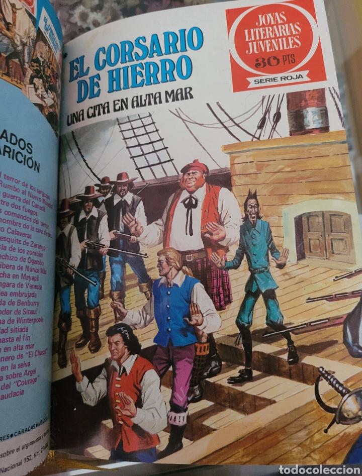 Tebeos: El Corsario de Hierro IV (41-52) Edición de lujo Polipiel - Foto 9 - 257566000