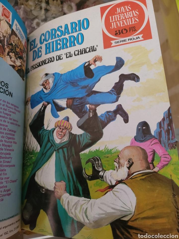 Tebeos: El Corsario de Hierro IV (41-52) Edición de lujo Polipiel - Foto 10 - 257566000