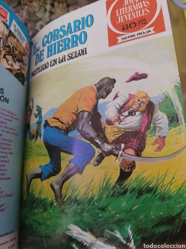 Tebeos: El Corsario de Hierro IV (41-52) Edición de lujo Polipiel - Foto 11 - 257566000