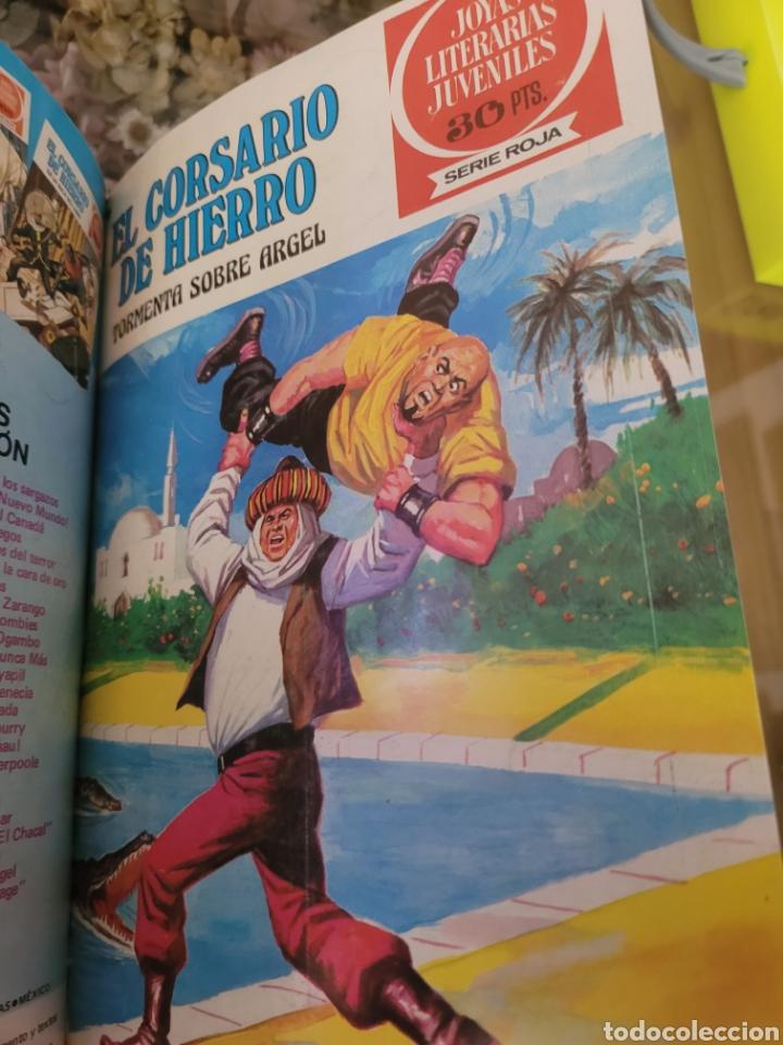 Tebeos: El Corsario de Hierro IV (41-52) Edición de lujo Polipiel - Foto 12 - 257566000