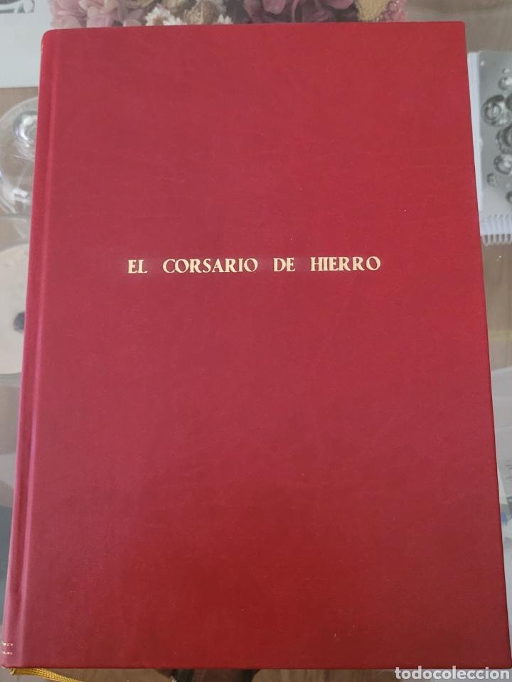 EL CORSARIO DE HIERRO IV (41-52) EDICIÓN DE LUJO POLIPIEL (Tebeos y Comics - Bruguera - Corsario de Hierro)