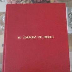 Tebeos: EL CORSARIO DE HIERRO IV (41-52) EDICIÓN DE LUJO POLIPIEL. Lote 257566000
