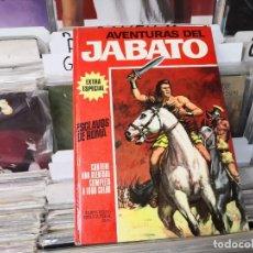 Tebeos: JABATO COLOR EXTRA ÁLBUM ROJO Nº 1 . BRUGUERA 1970. ESCLAVOS DE ROMA,. Lote 257615795