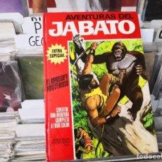 Tebeos: JABATO COLOR EXTRA ÁLBUM ROJO Nº 2. BRUGUERA 1970. EL ARRECIFE MISTERIOSO.. Lote 257616250