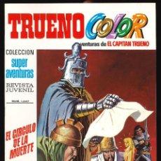 Tebeos: TRUENO COLOR (1ª ÉPOCA) - BRUGUERA / NÚMERO 62 ** IMPECABLE**. Lote 257654885
