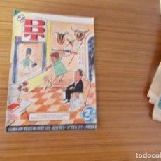 Tebeos: EL DDT Nº 647 EDITA BRUGUERA. Lote 257760880