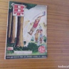 Tebeos: EL DDT Nº 580 EDITA BRUGUERA. Lote 257761325