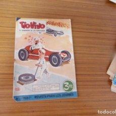 Tebeos: TIO VIVO Nº 117 EDITA BRUGUERA. Lote 257762050