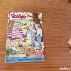 Tebeos: TIO VIVO Nº 165 EDITA BRUGUERA. Lote 257762110