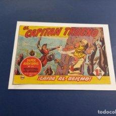 Tebeos: EL CAPITAN TRUENO Nº 226 -ORIGINAL -VER CALIFICACION DEL ESTADO INDIVIDUAL DEL MISMO-. Lote 257766605