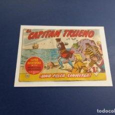 Tebeos: EL CAPITAN TRUENO Nº 245 -ORIGINAL -VER CALIFICACION DEL ESTADO INDIVIDUAL DEL MISMO-. Lote 257767030