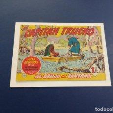 Tebeos: EL CAPITAN TRUENO Nº 265 -ORIGINAL -VER CALIFICACION DEL ESTADO INDIVIDUAL DEL MISMO-. Lote 257767700