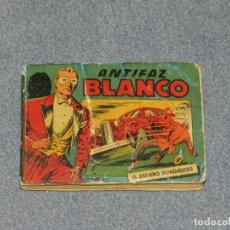 Tebeos: (M-0) ANTIFAZ BLANCO EN EL ASESINO BONDADOSO N.5 - EDITORIAL BRUGUERA, SEÑALES DE USO. Lote 257776895