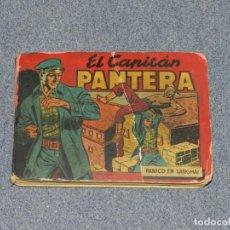 Tebeos: (M-0) EL CAPITÁN PANTERA EN PANICO EN SHANGAI N.7, EDITORIAL BRUGUERA, SEÑALES DE USO. Lote 257777265