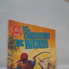 Tebeos: EL ULTIMO, JOYAS LITERARIAS JUVENILES SERIE ROJA, NUMERO 58 EL CORSARIO DE HIERRO RESCATE PELIGROSO.. Lote 257992010