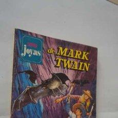 Tebeos: SUPER JOYAS LITERARIAS JUVENILES NUMERO 14 DE MARK TWAIN, EDITORIAL BRUGUERA, CONTIENE 3 TITULOS. Lote 257994730