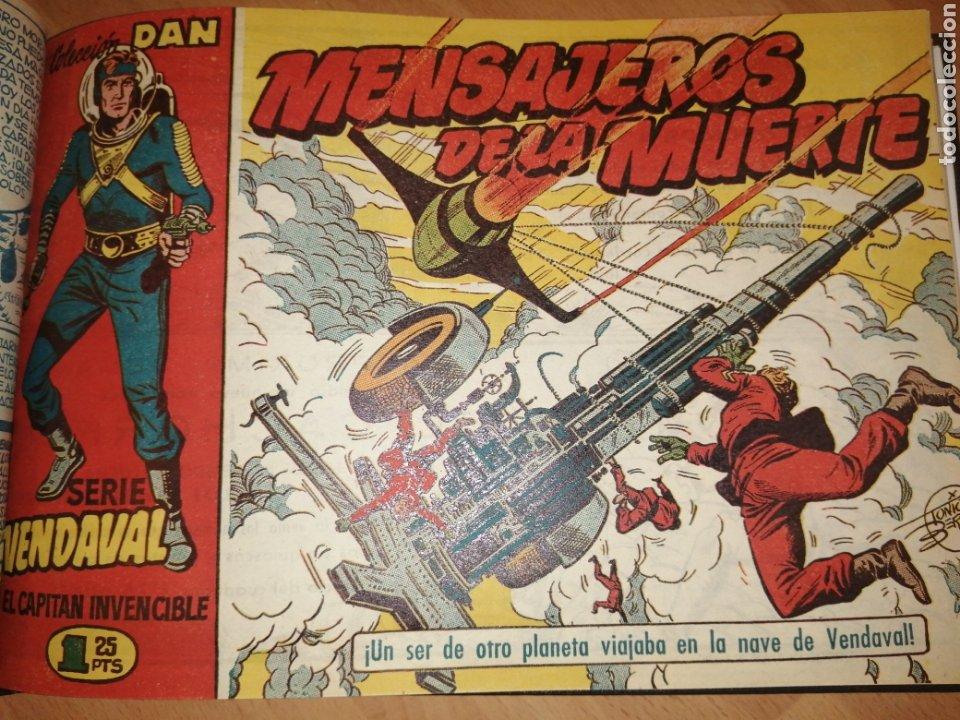 Tebeos: Vendaval, el capitán invencible. Colección completa encuadernada - Foto 4 - 258011380