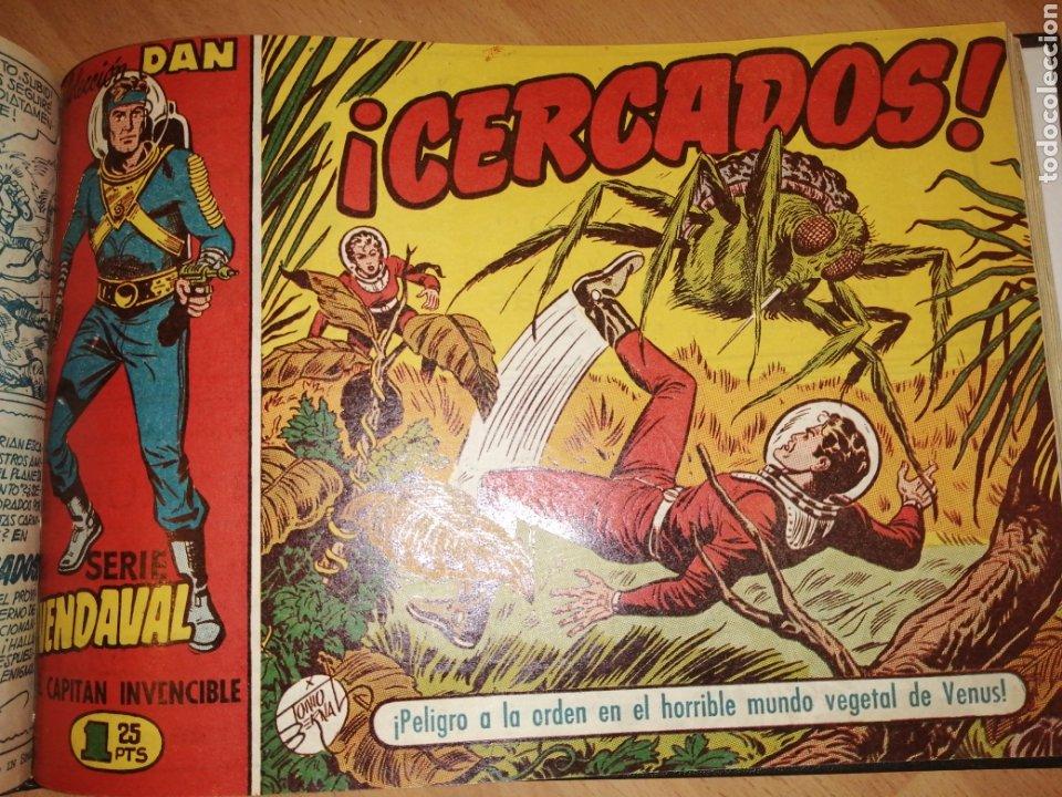 Tebeos: Vendaval, el capitán invencible. Colección completa encuadernada - Foto 12 - 258011380