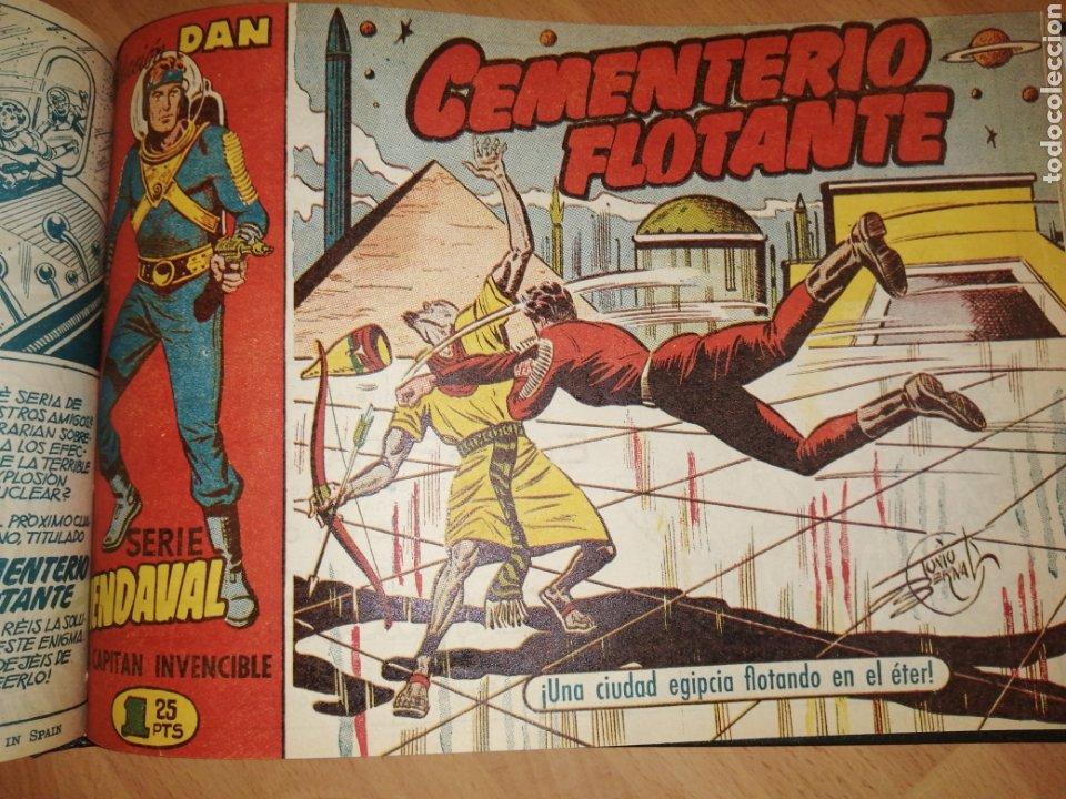 Tebeos: Vendaval, el capitán invencible. Colección completa encuadernada - Foto 13 - 258011380
