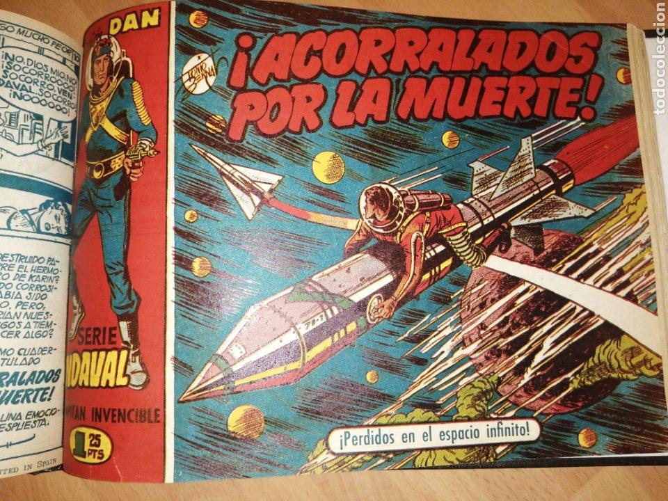 Tebeos: Vendaval, el capitán invencible. Colección completa encuadernada - Foto 17 - 258011380
