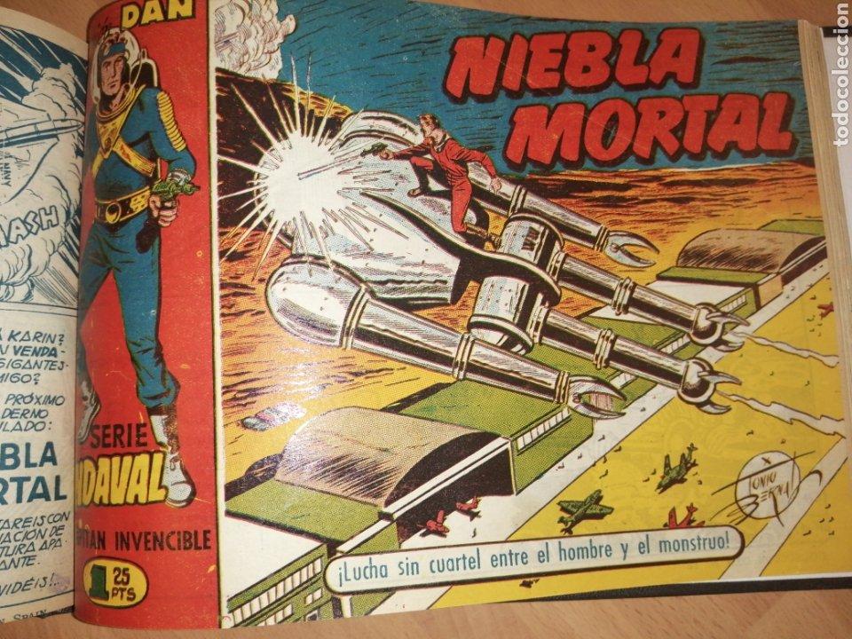 Tebeos: Vendaval, el capitán invencible. Colección completa encuadernada - Foto 18 - 258011380