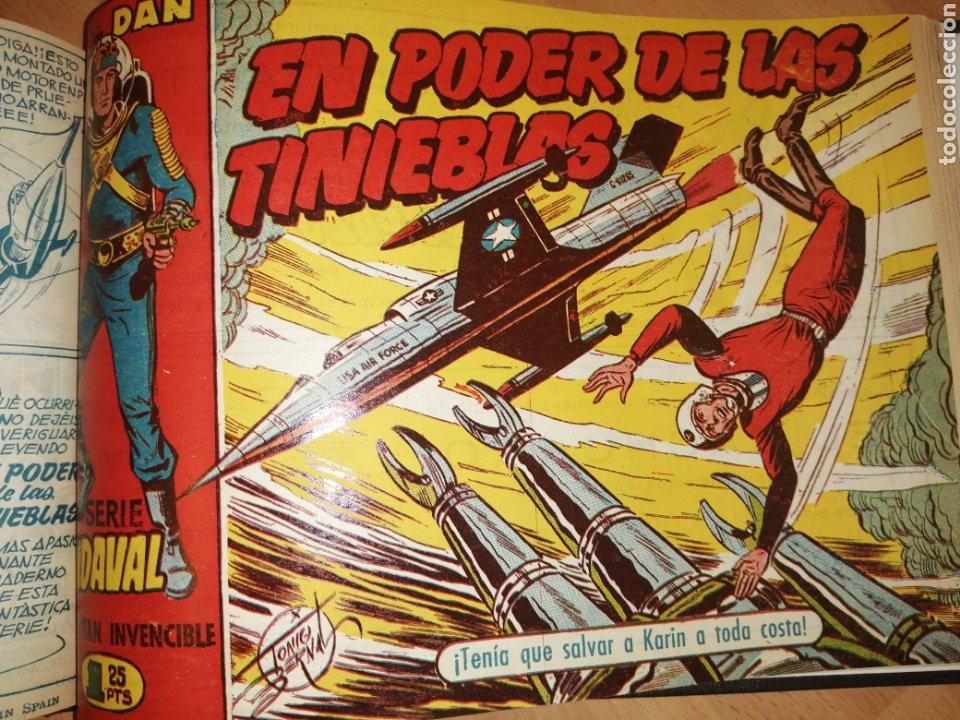 Tebeos: Vendaval, el capitán invencible. Colección completa encuadernada - Foto 19 - 258011380