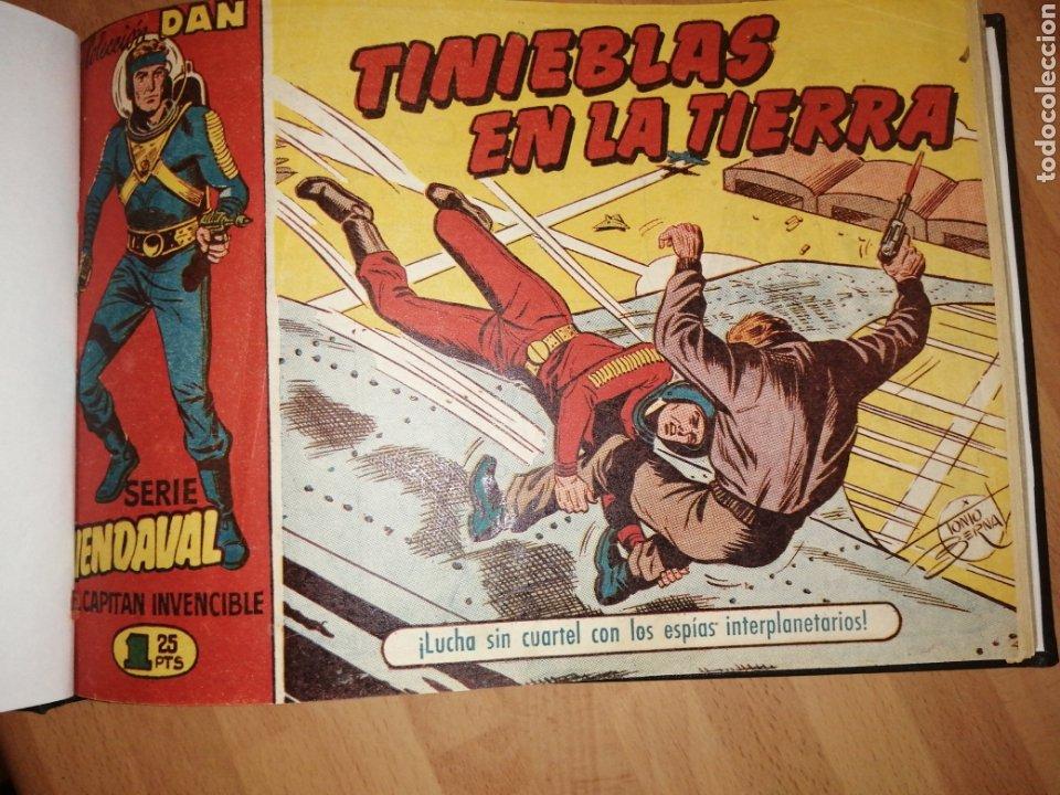 VENDAVAL, EL CAPITÁN INVENCIBLE. COLECCIÓN COMPLETA ENCUADERNADA (Tebeos y Comics - Bruguera - Inspector Dan)