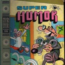 Livros de Banda Desenhada: SUPER HUMOR VOLUMEN XII 1976 PRIMERA EDICIÓN - 360 PÁGINAS DE MORTADELO Y FILEMÓN. Lote 258084350
