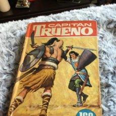Tebeos: LOS BÁRBAROS AZULES.CAPITÁN TRUENO. COLECCIÓN HÉROES. EDITORIAL BRUGUERA, 1ª EDICIÓN. MAYO 1964.. Lote 258110925