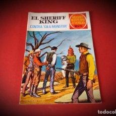 BDs: EL SHERIFF KING Nº 24 -BRUGUERA. Lote 258988490