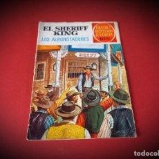 BDs: EL SHERIFF KING Nº 36 -BRUGUERA. Lote 258988875