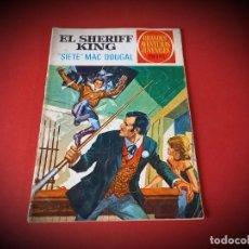 BDs: EL SHERIFF KING Nº 22 -BRUGUERA. Lote 258989015