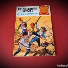 BDs: EL SHERIFF KING Nº 6 -BRUGUERA. Lote 258989230