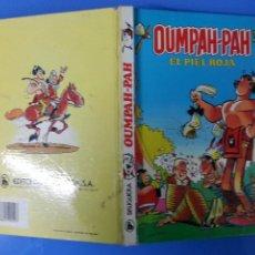 Tebeos: OUMPAH-PAH EL PIEL ROJA - RETAPADO EDITORIAL 1 A 5. Lote 259900145