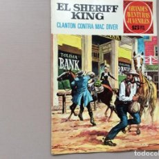 Tebeos: EL SHERIFF KING EDICIÓN 1 NÚMERO 14. Lote 260391580