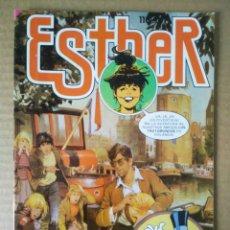 Tebeos: REVISTA ESTHER N°104 (BRUGUERA, 1985). CON PÓSTER DE DYANGO.. Lote 260405540