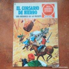 BDs: EL CORSARIO DE HIERRO - LOS HUSARES DE LA MUERTE. JOYAS LITERARIAS JUVENILES SERIE ROJA. NUM 21. Lote 260561610