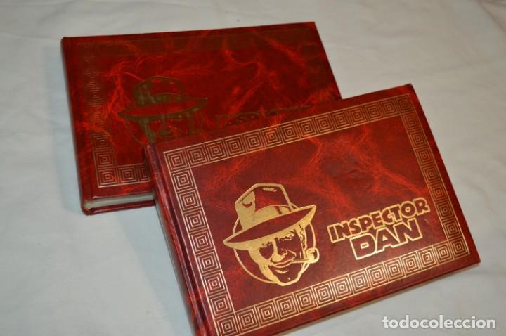 Tebeos: INSPECTOR DAN - 2 Tomos / Volúmenes - COMPLETA - Facsímil - Ediciones B Año 1996 - ¡Perfecta, MIRA! - Foto 2 - 260755855